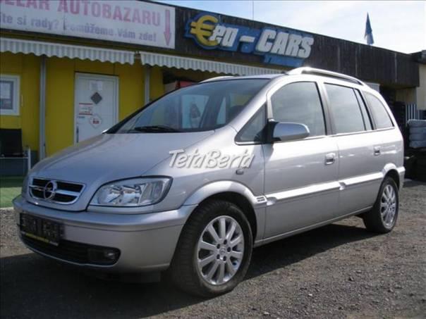Opel Zafira 2.0 DTi,  DIESEL,DIGIKLIMA, foto 1 Auto-moto, Automobily | Tetaberta.sk - bazár, inzercia zadarmo