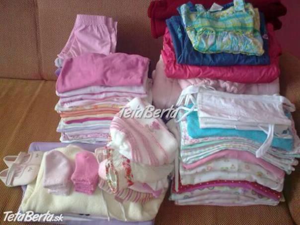 847fb059aeab Predám oblečenie pre dievčatko 0-2roky