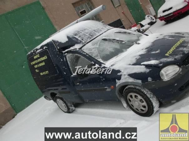 Opel Combo 1,7, foto 1 Auto-moto | Tetaberta.sk - bazár, inzercia zadarmo