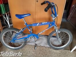 Predám BMX Velamos 20 , Hobby, voľný čas, Šport a cestovanie  | Tetaberta.sk - bazár, inzercia zadarmo