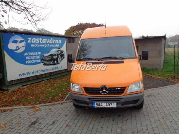 Mercedes-Benz Sprinter 2.2 CDI, foto 1 Auto-moto, Automobily | Tetaberta.sk - bazár, inzercia zadarmo