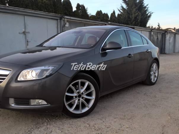 Predám Opel Insignia 2.0 CDTI Cosmo (160 PSI), foto 1 Auto-moto, Automobily | Tetaberta.sk - bazár, inzercia zadarmo