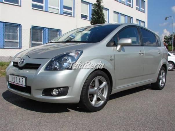 Toyota Corolla Verso 2,2D-4D SOL,90tisKm,SERVISKA, foto 1 Auto-moto, Automobily | Tetaberta.sk - bazár, inzercia zadarmo