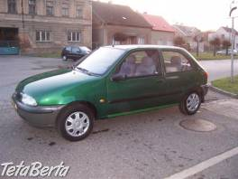 Mazda 121 1.3 koroze karoserie bez STK