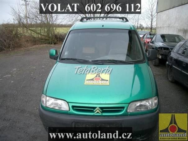 Citroën Berlingo VOLAT, foto 1 Auto-moto | Tetaberta.sk - bazár, inzercia zadarmo