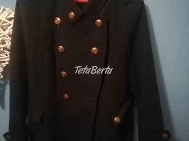Kabát, foto 1 Móda, krása a zdravie, Oblečenie   Tetaberta.sk - bazár, inzercia zadarmo