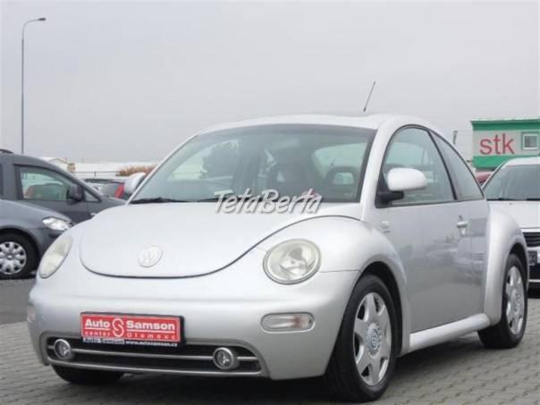 Volkswagen New Beetle 2.0 i *KLIMATIZACE*REZERVACE*, foto 1 Auto-moto, Automobily   Tetaberta.sk - bazár, inzercia zadarmo