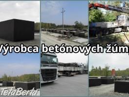 Betónové žumpy Betónová žumpa Dvojkomorové a Viackomorové , Dom a záhrada, Ostatné  | Tetaberta.sk - bazár, inzercia zadarmo