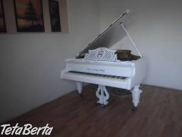 Predám koncertný klavír , Hobby, voľný čas, Film, hudba a knihy  | Tetaberta.sk - bazár, inzercia zadarmo