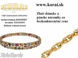 Náramky zo žltého zlata od KORAI , Móda, krása a zdravie, Hodinky a šperky  | Tetaberta.sk - bazár, inzercia zadarmo