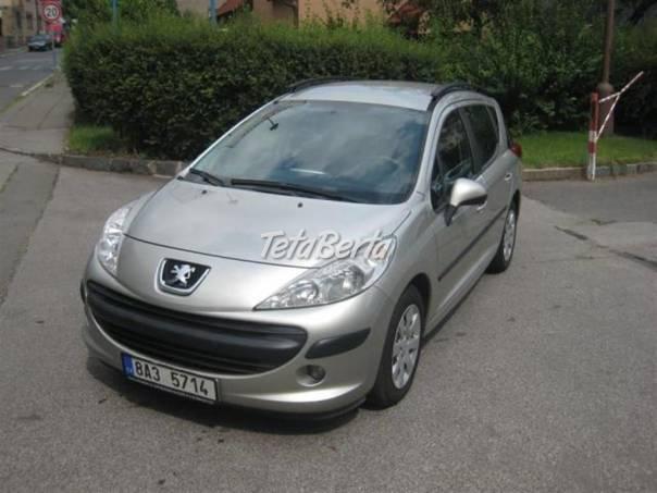 Peugeot 207 1,6HDi combi 1. majitel, foto 1 Auto-moto, Automobily | Tetaberta.sk - bazár, inzercia zadarmo