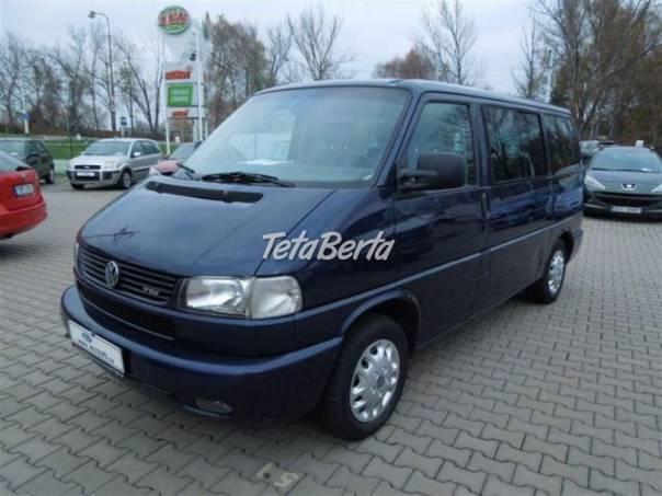 Volkswagen Multivan T4 2,5 TDi 75 kW / 101 k automat, foto 1 Auto-moto, Automobily | Tetaberta.sk - bazár, inzercia zadarmo