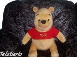 Hovoriaci veľký plyšový macko Pooh , Pre deti, Hračky  | Tetaberta.sk - bazár, inzercia zadarmo