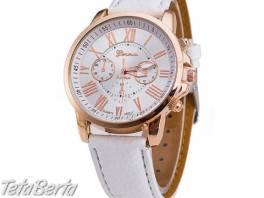 Dámske hodinky Geneva , Móda, krása a zdravie, Hodinky a šperky  | Tetaberta.sk - bazár, inzercia zadarmo