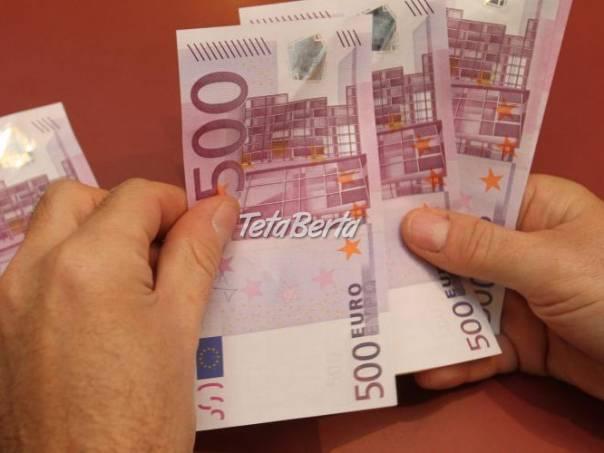 Ponuka úverového úveru do 48 hodín, foto 1 Obchod a služby, Financie | Tetaberta.sk - bazár, inzercia zadarmo