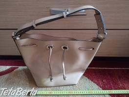 Predám bledo-hnedú kabelku. , Móda, krása a zdravie, Kabelky a tašky  | Tetaberta.sk - bazár, inzercia zadarmo