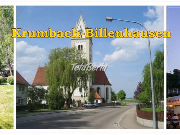 Krumbach-Billenhausen – Opatrovanie PRIATEĽSKEJ pani , foto 1 Práca, Zdravotníctvo a farmácia | Tetaberta.sk - bazár, inzercia zadarmo