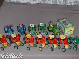 Predám plechové traktory na kľúčik KDN a KOVAP , Hobby, voľný čas, Ostatné  | Tetaberta.sk - bazár, inzercia zadarmo