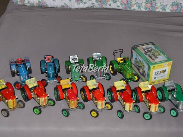 Predám plechové traktory na kľúčik KDN a KOVAP, foto 1 Hobby, voľný čas, Ostatné   Tetaberta.sk - bazár, inzercia zadarmo