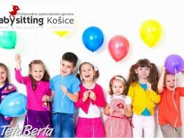 Babysitting Košice - Animátorka na detské oslavy