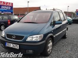 Opel Zafira 2.2 16V Ethanol 7-míst