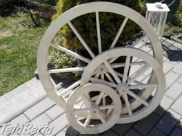 Drevené koleso