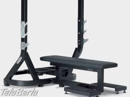 Posilovací stroj Technogym - Olympic Flat Bench Pure Strength – Repasovaný , Hobby, voľný čas, Šport a cestovanie    Tetaberta.sk - bazár, inzercia zadarmo