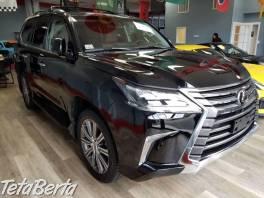 Lexus LX 570 2016 Automatický  , Auto-moto, Automobily  | Tetaberta.sk - bazár, inzercia zadarmo