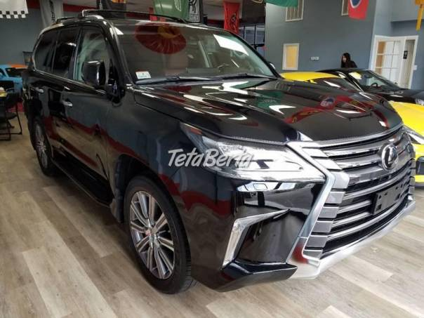 Lexus LX 570 2016 Automatický , foto 1 Auto-moto, Automobily   Tetaberta.sk - bazár, inzercia zadarmo