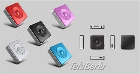 Mp3 prehrávač v tvare kocky., foto 1 Elektro, MP3, audio | Tetaberta.sk - bazár, inzercia zadarmo