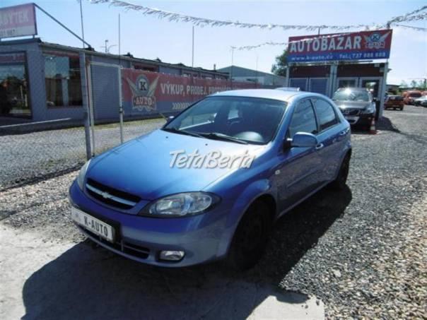 Chevrolet Lacetti 1.6i Výborná cena*2. Majitel, foto 1 Auto-moto, Automobily | Tetaberta.sk - bazár, inzercia zadarmo