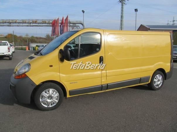 Renault Trafic 1.9DCI LONG ČR 1.maj, foto 1 Auto-moto, Automobily | Tetaberta.sk - bazár, inzercia zadarmo