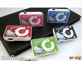 Hello Kitty mp3 prehrávač , Elektro, MP3, audio  | Tetaberta.sk - bazár, inzercia zadarmo