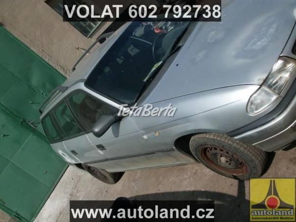 Opel Astra 1,6, foto 1 Auto-moto | Tetaberta.sk - bazár, inzercia zadarmo