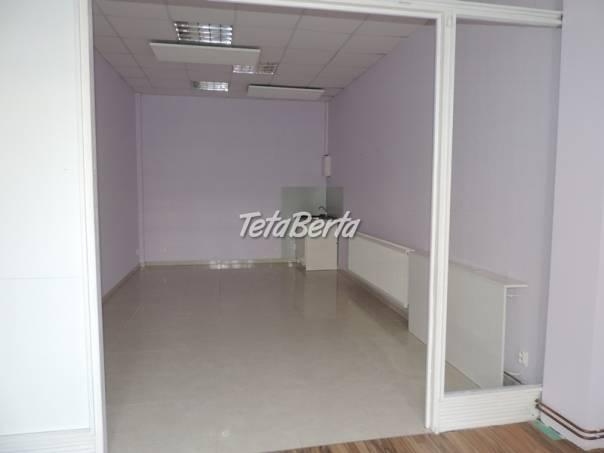 RE01031193 Komerčné / Obchodné priestory (Prenájom), foto 1 Reality, Kancelárie a obch. priestory   Tetaberta.sk - bazár, inzercia zadarmo