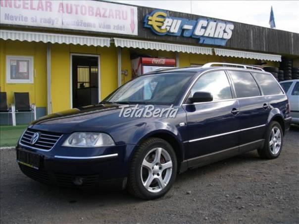 Volkswagen Passat 2,5 TDi,  ,4x4,ESP,DIGIKLIMA, foto 1 Auto-moto, Automobily | Tetaberta.sk - bazár, inzercia zadarmo