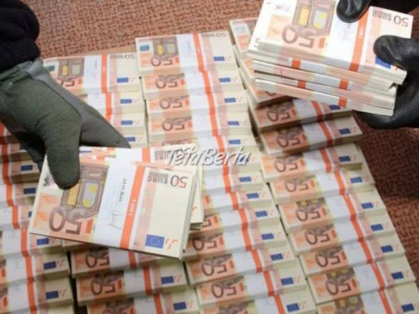 Veľmi výhodná ponuka pôžičky (2%), foto 1 Práca, Brigáda   Tetaberta.sk - bazár, inzercia zadarmo