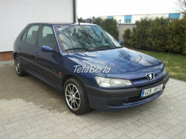 Peugeot 306 1.8i, foto 1 Auto-moto, Automobily | Tetaberta.sk - bazár, inzercia zadarmo