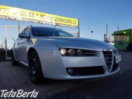 Alfa Romeo 159 1.9 JTD, 2x SADA KOL, ODPOČET , Auto-moto, Automobily  | Tetaberta.sk - bazár, inzercia zadarmo