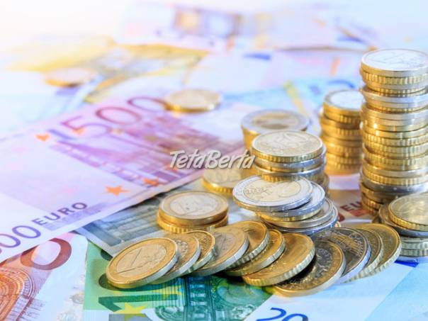 Rýchla a spoľahlivá pôžička do 48 hodín, foto 1 Pre deti, Kojenecké potreby | Tetaberta.sk - bazár, inzercia zadarmo