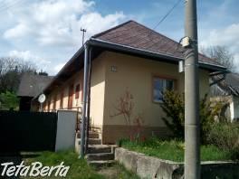 Predaj RD v spoločnom dvore 13 km od Zvolena , Reality, Domy    Tetaberta.sk - bazár, inzercia zadarmo