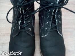 Topánky zateplené veľkosť 40 , Pre deti, Detská obuv  | Tetaberta.sk - bazár, inzercia zadarmo
