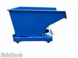 Kontajner TK 600 litrov , Obchod a služby, Stroje a zariadenia  | Tetaberta.sk - bazár, inzercia zadarmo