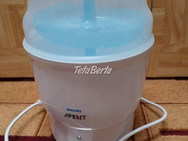 Predám Philips Avent elektrický parný sterilizátor , foto 1 Pre deti, Kojenecké potreby | Tetaberta.sk - bazár, inzercia zadarmo