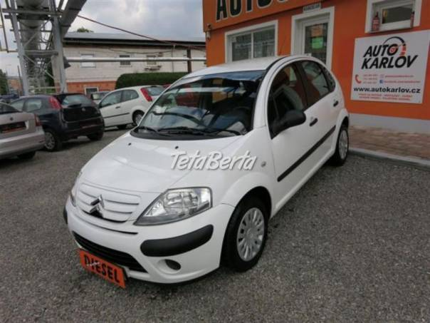 Citroën C3 1.4 HDi, 1. majitel, foto 1 Auto-moto, Automobily   Tetaberta.sk - bazár, inzercia zadarmo