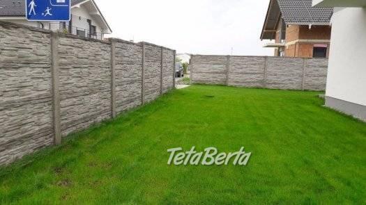 BETÓNOVÉ PLOTY- AKCIA, foto 1 Dom a záhrada, Brány a ploty | Tetaberta.sk - bazár, inzercia zadarmo