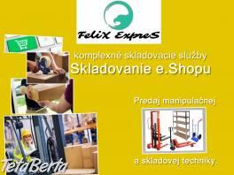 Skladovanie e.Shopu - Fulfillment , Obchod a služby, Ostatné  | Tetaberta.sk - bazár, inzercia zadarmo