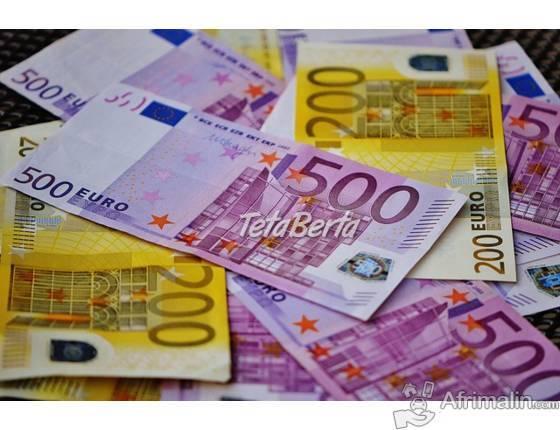 Ponúkame všetky typy krátkodobých , foto 1 Obchod a služby, Financie | Tetaberta.sk - bazár, inzercia zadarmo