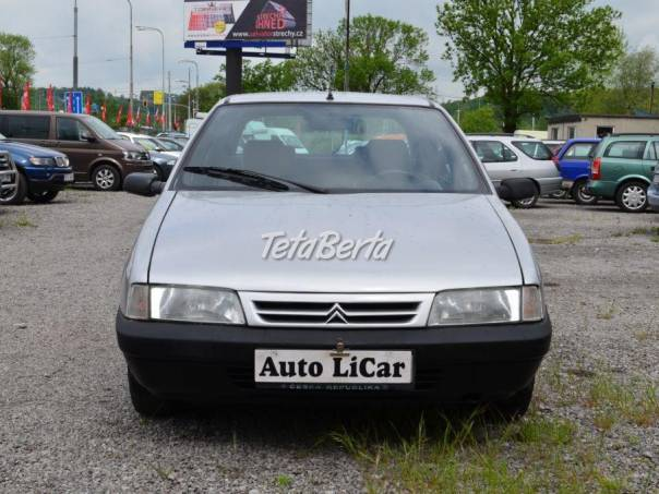 Citroën ZX 1,4i  LiCar.cz, foto 1 Auto-moto, Automobily   Tetaberta.sk - bazár, inzercia zadarmo