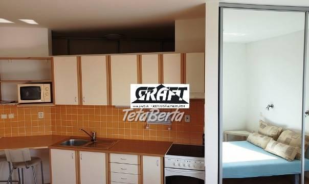GRAFT ponúka 1-izb. NOVOSTAVBA Pri Bielom Kríži - N. Mesto , foto 1 Reality, Byty   Tetaberta.sk - bazár, inzercia zadarmo